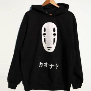spirited away sweater