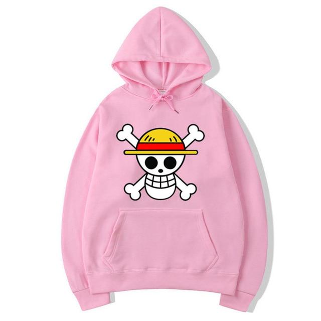one piece hoodies anime