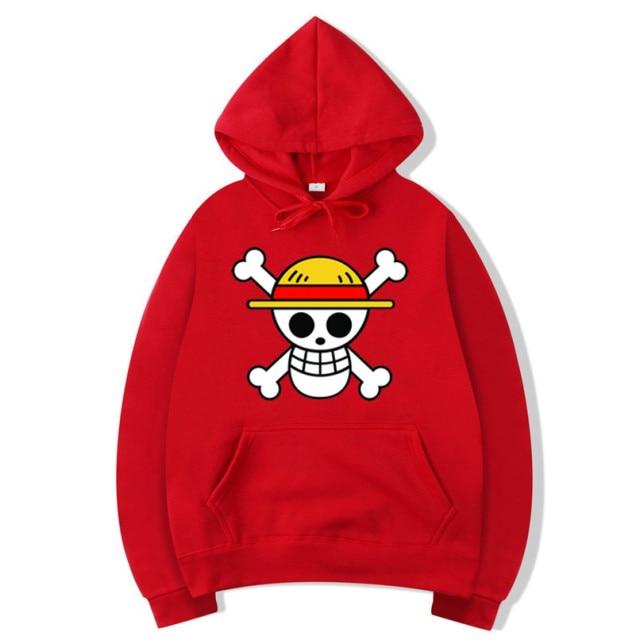 one piece hoodie anime