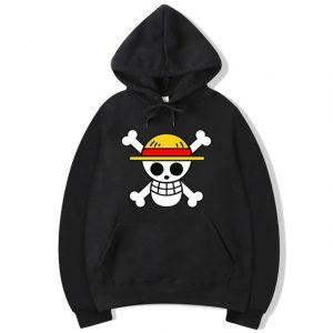 one piece hoodie