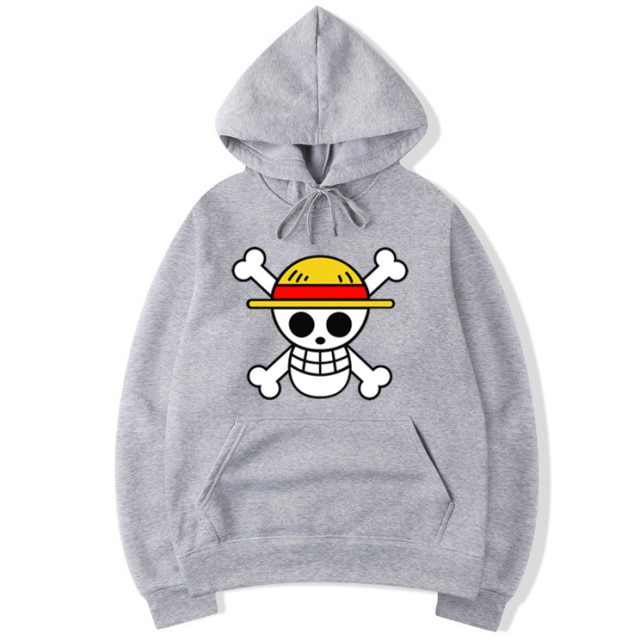 one piece anime hoodies