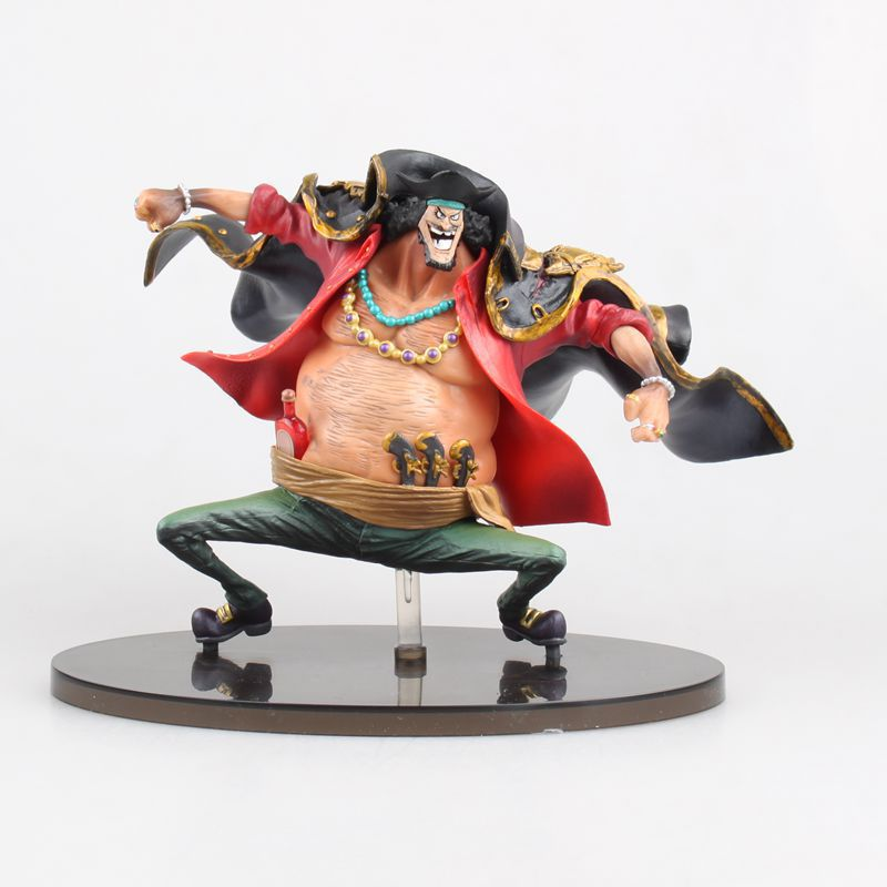blackbeard action figure