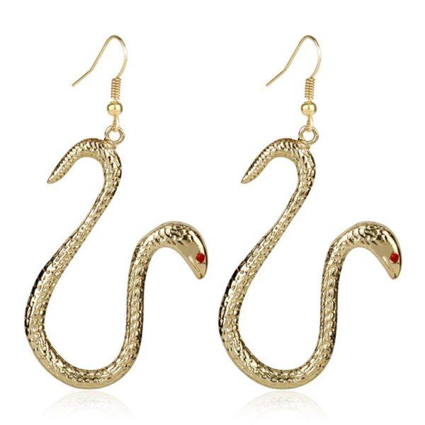 boa hancock cosplay earrings