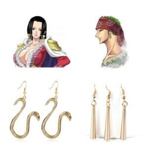 boa hancock earrings