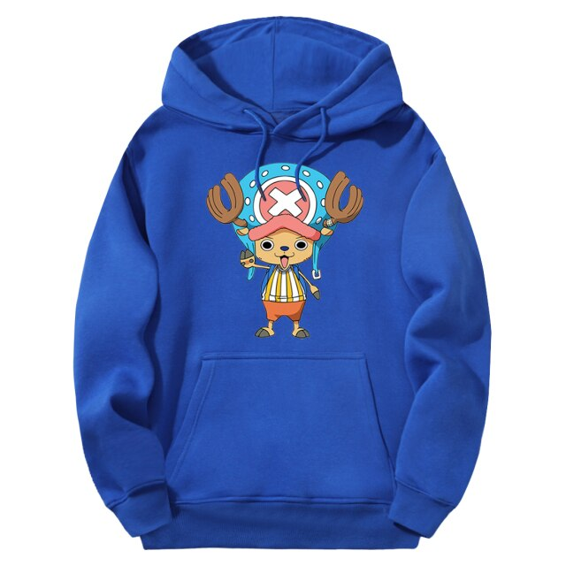 chopper hoodie