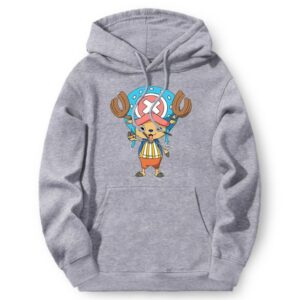 one piece chopper hoodie