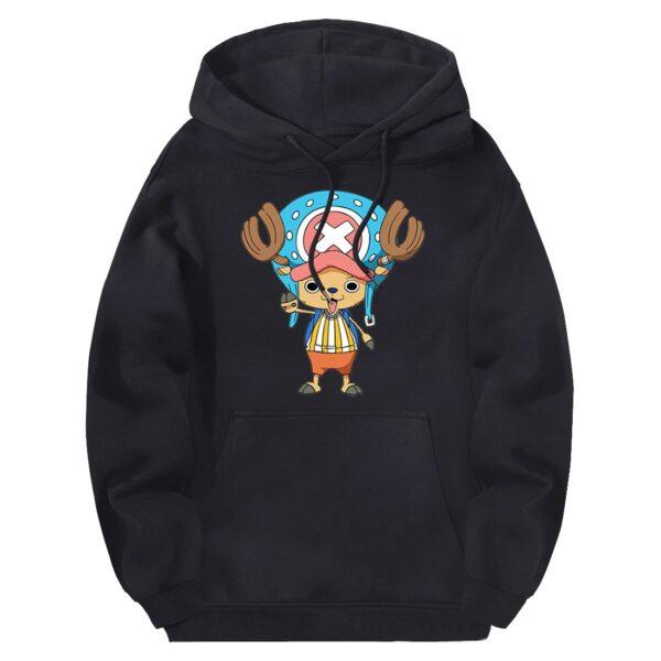 tony tony chopper hoodie