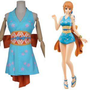 Piece cosplay one nami One Piece