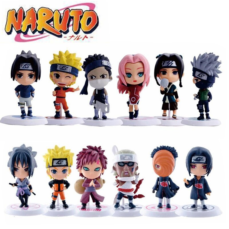naruto action figures