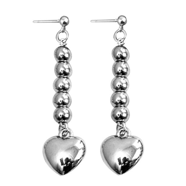 hisoka earrings silver