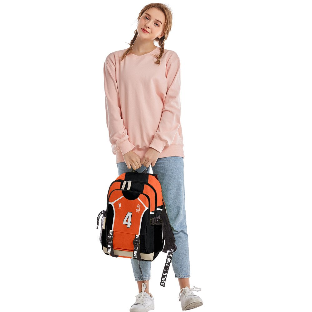 haikyuu backpacks
