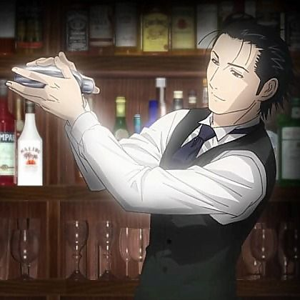 Bartender one of the best cooking anime