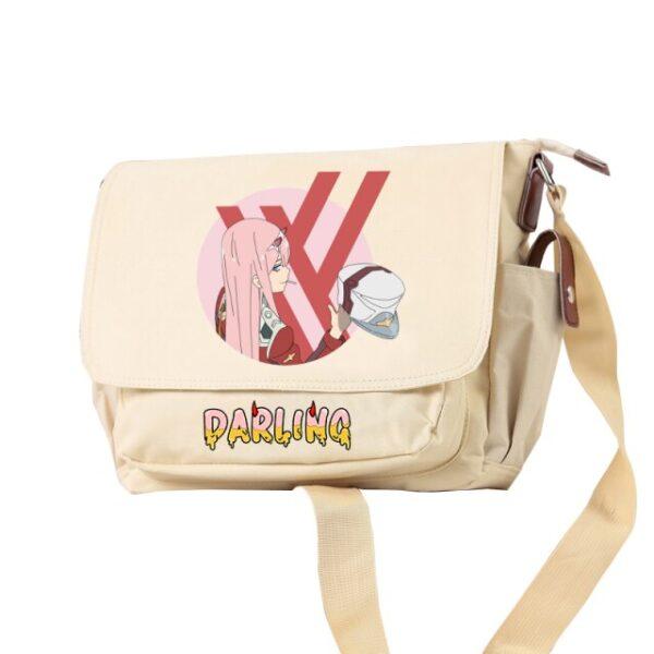 zero two school bag