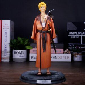 naruto naruto uzumaki sasuke uchiha figure