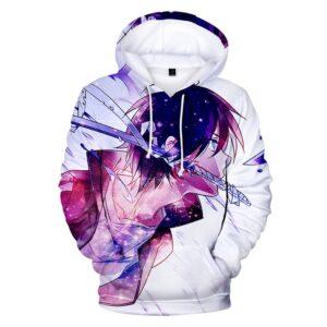 noragami girl hoodie