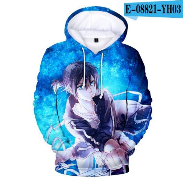 noragami yukine hoodie