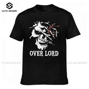 overlord t shirt