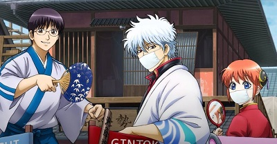 gintama one of the best action anime