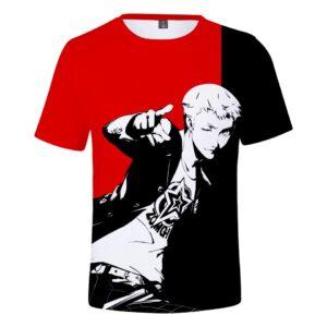 persona 5 ryuji shirt