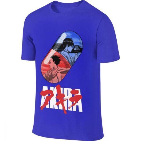 capsule shirt akira