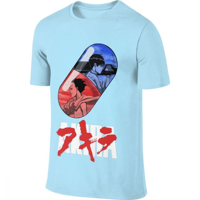 capsule t shirt akira