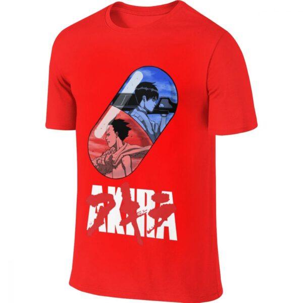 akira red capsule shirt