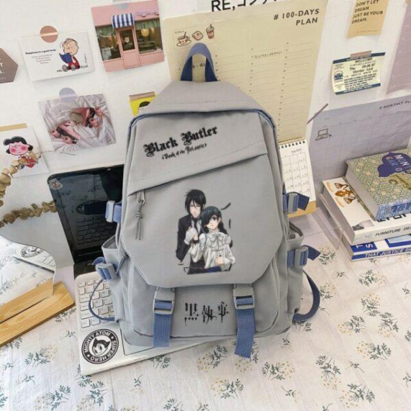 backpacks black butler