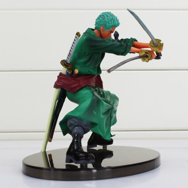 zoro action figure one piece