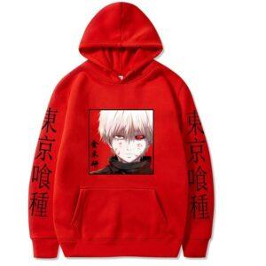 tokyo ghoul kaneki hoodie