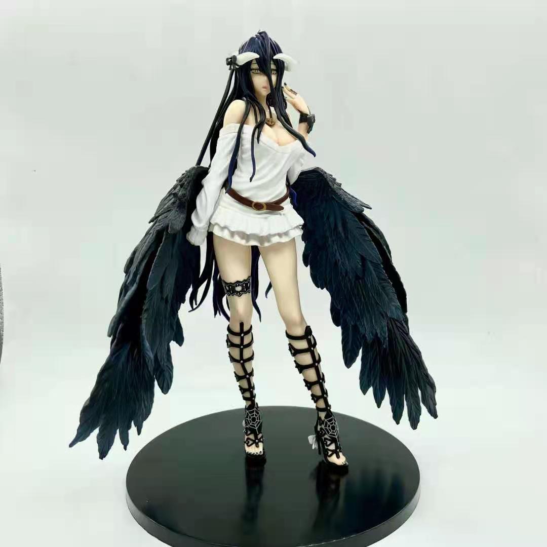 albedo pvc figure