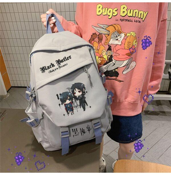 black butler backpacks