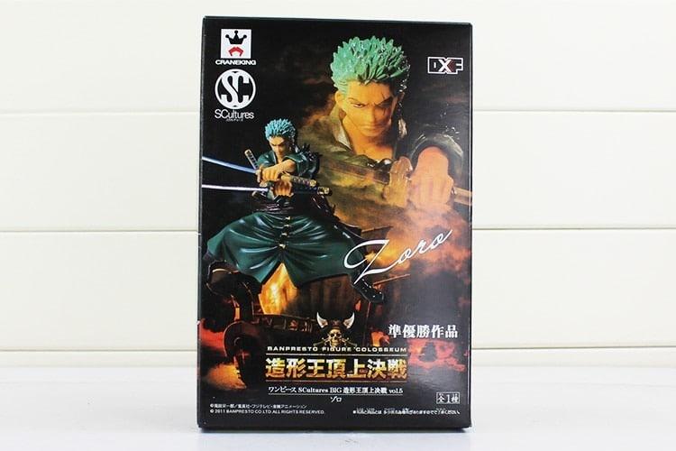 zoro one piece action figure