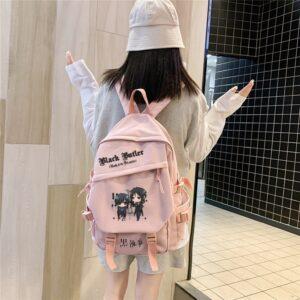black butler sebastion backpack