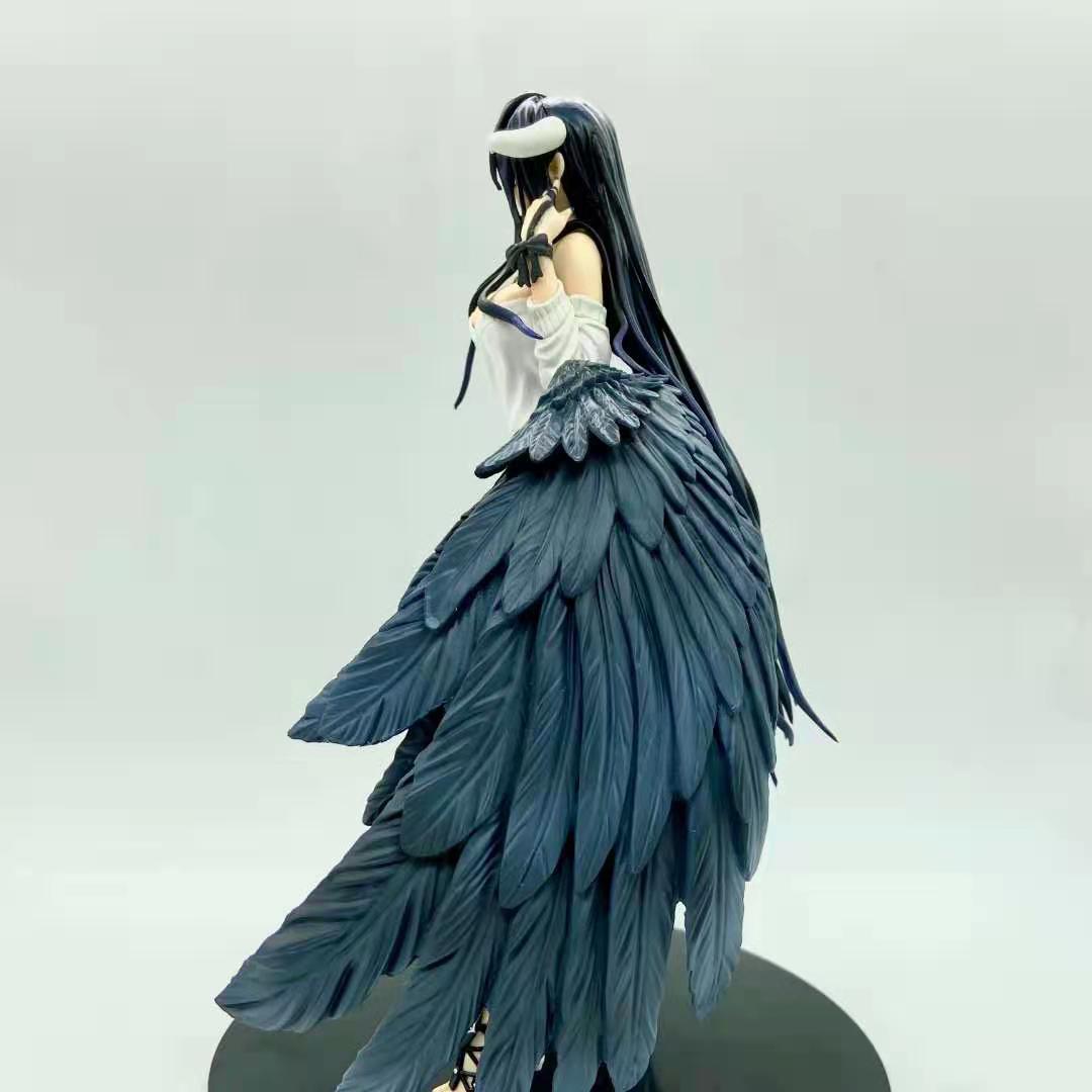 albedo figure overlord