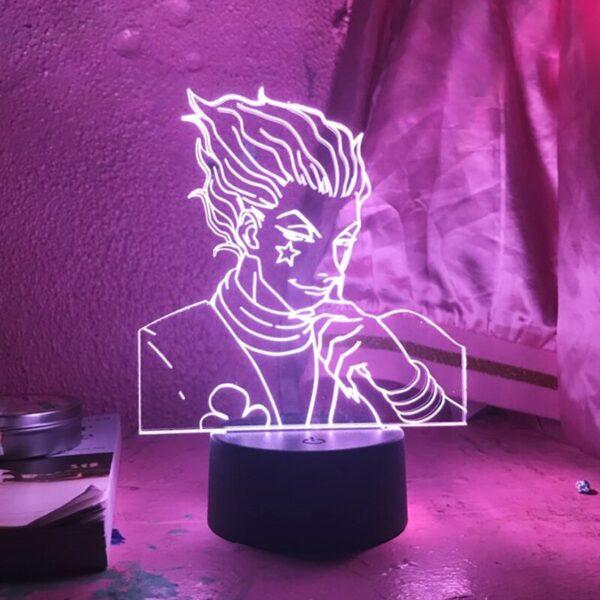 hisoka lamp