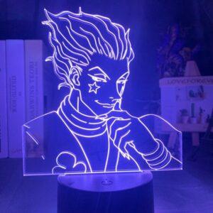 hisoka 3D lamp