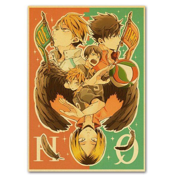 haikyuu!! poster