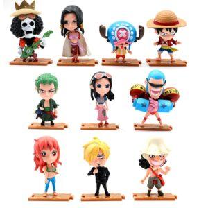one piece chibi figures