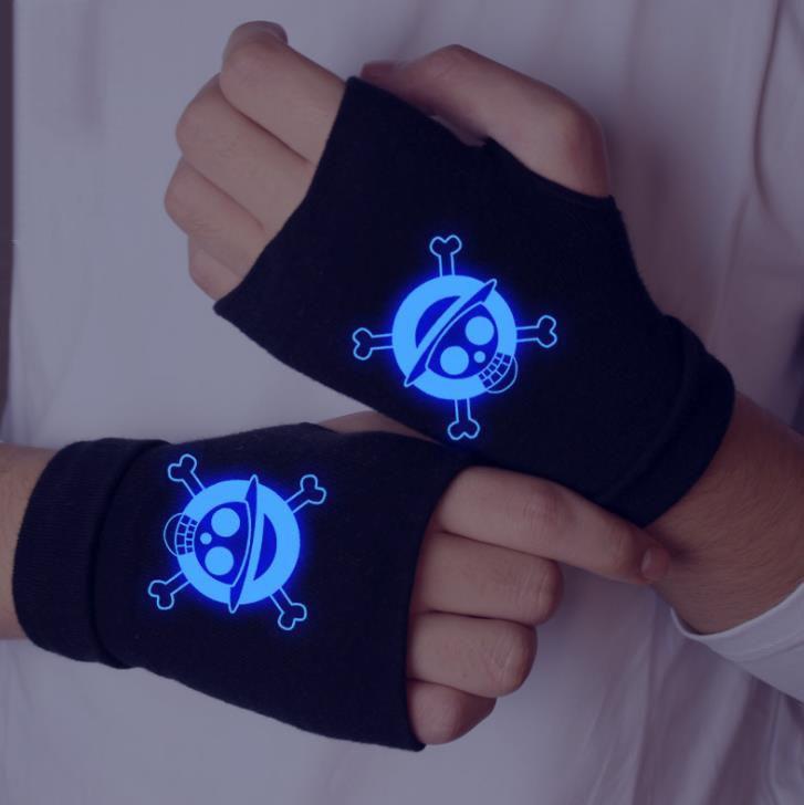 one piece luffy glove