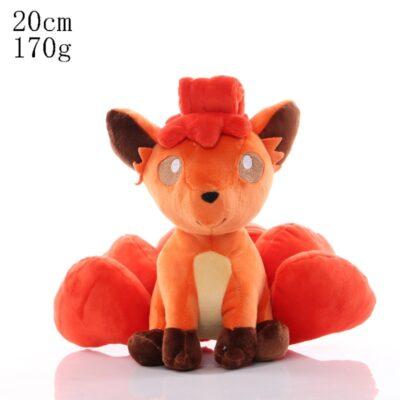 vulpix stuffed animal