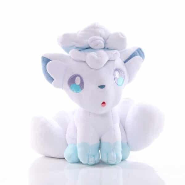 vulpix soft toy