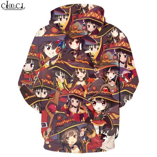 megum konosuba i hoodie