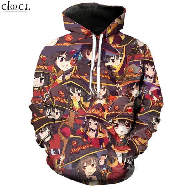 konosuba hoodie