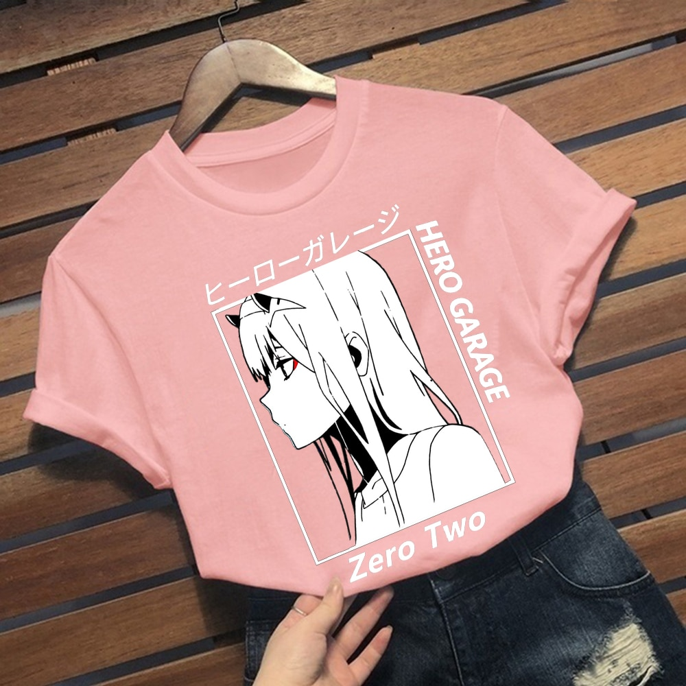 darling in the franxx shirt