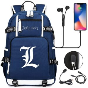 death note l backpack