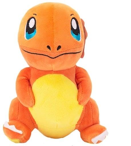 charmander stuffed animal