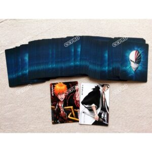 bleach playing cards