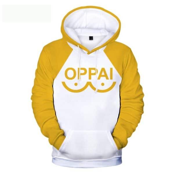 one punch man oppai sweater
