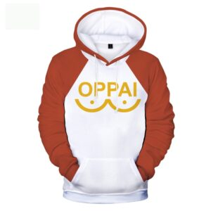 one punch man sweater