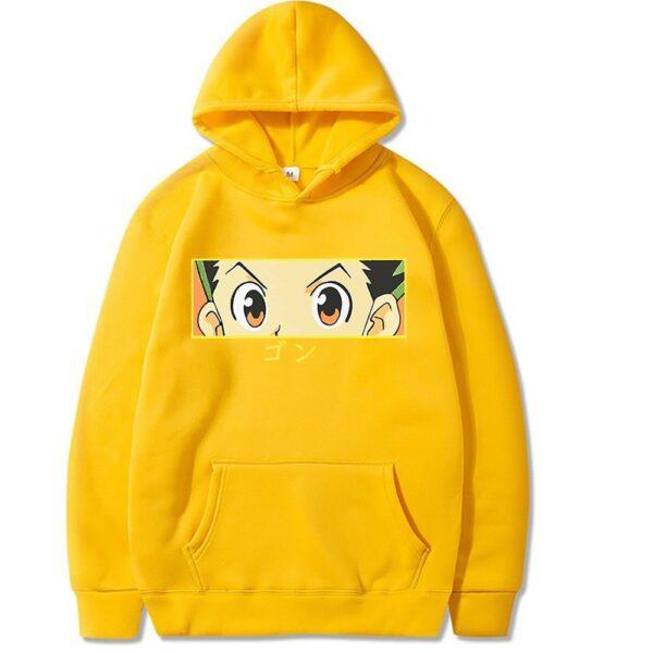 gon hoodie hxh